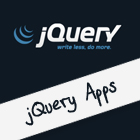 jQuery Apps